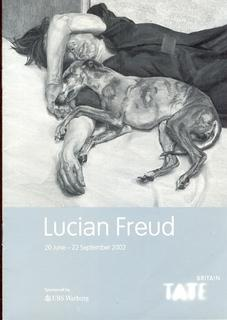 Lucian Freud - Catalogue of the Exhibition held 20th June - 22 September 2002