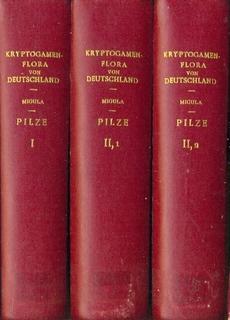 Kryptogamen-Flora von Deutschland, Deutsch-Osterreich und der Schweiz: Migula, Dr. W.