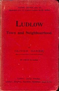 Ludlow Town and Neighbourhood. A Series of Sketches of Its Scenery, Antiquities, Geology, Etc. Dr...