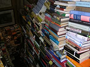 A MOST ATTRACTIVE COLLECTION OF 5,000 HARDBACK: LARGE COLLECTION ;-