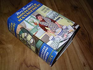 HOUSEHOLD MANAGEMENT. 'New and Revised Edition in: Beeton (Mrs.) ;-