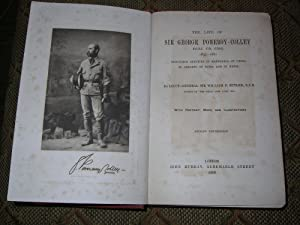 THE LIFE OF SIR GEORGE POMEROY-COLLEY K.C.S.I.,: Butler (Lieut.-General Sir