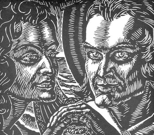 Die keusche Nacht. In: Pan. Wochenschrift. Herausgeber: Zweig, Arnold