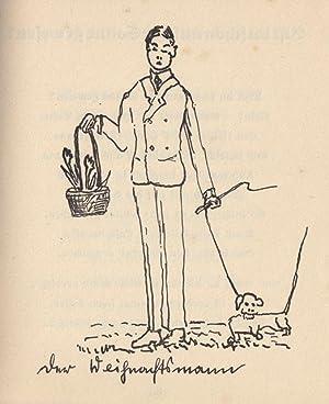 Kinder-Verwirr-Buch mit vielen Bildern.: Ringelnatz, Joachim