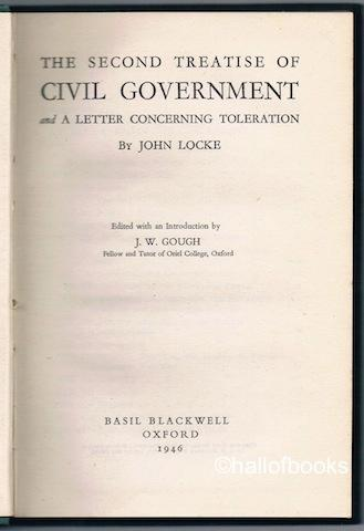 second treatise of civil government summary essay Introduction in this essay, i would like to discuss locke's second treatise of government section 131 this essay is divided into four parts.