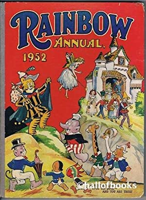 Rainbow Annual 1952: Picture and Stories for Girls and Boys: Mrs Bruin (editor)