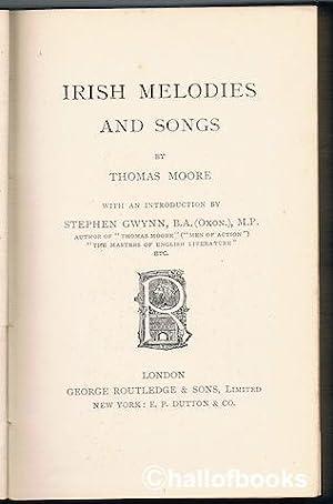 Irish Melodies And Songs: Thomas Moore