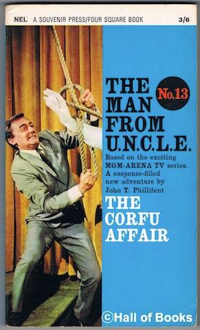 The Man From U.N.C.L.E No. 13: The Corfu Affair