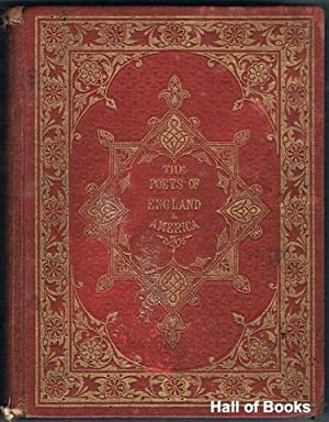 Poets Of England And America: Selection From The Best Authors Of Both Countries, Designed As A ...
