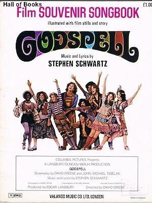 Godspell: Film Souvenir Songbook: Stephen Schwartz