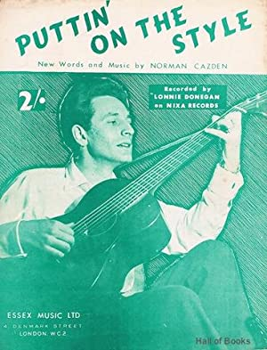 Puttin' On The Style, Recorded By Lonnie Donegan: Norman Cazden