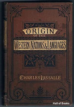 Origin Of The Western Nations & Languages