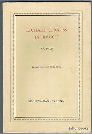 Richard Strauss Jahrbuch 1959/60: Willi Schuh