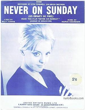 Never On Sunday (Les Enfants Du Piree): Billy Towne, Manos