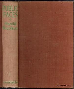 Public Faces: A Novel: Harold Nicolson