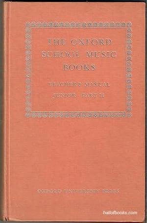 The Oxford School Music Books. Teacher's Manual: Roger Fiske and