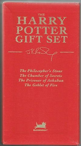 The Harry Potter Gift Set: The Philosopher's: J. K. Rowling