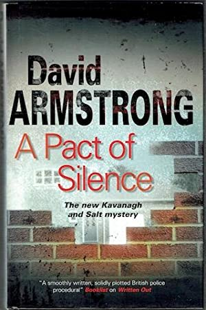 A Pact Of Silence: A Kavanagh and Salt Mystery