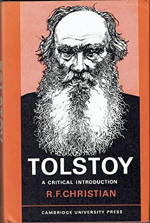Tolstoy: A Critical Introduction