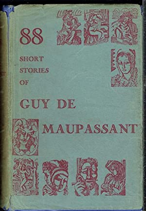 88 Short Stories Of Guy De Maupassant