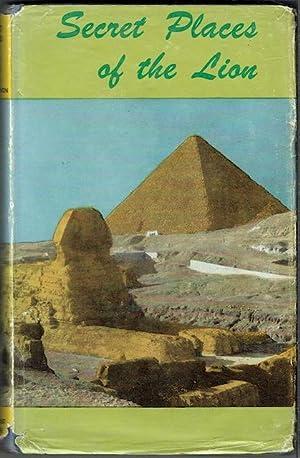 Secret Places Of The Lion: George Hunt Williamson