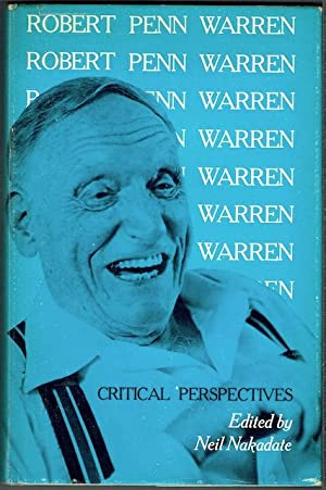 Robert Penn Warren: Critical Perspectives (Signed)