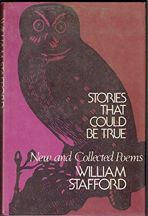 Stories That Could Be True: New And Collected Poems (Signed)