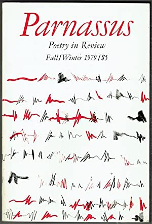 Parnassus: Poetry In Review Fall/Winter 1979. Volume 8, No. 1. (Signed by Donald Davie)