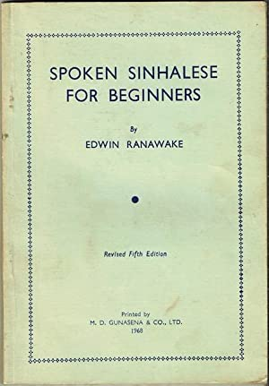 Spoken Sinhalese For Beginners