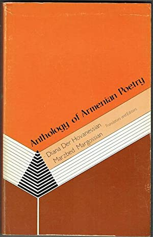 Anthology Of Armenian Poetry (Signed and Inscribed)