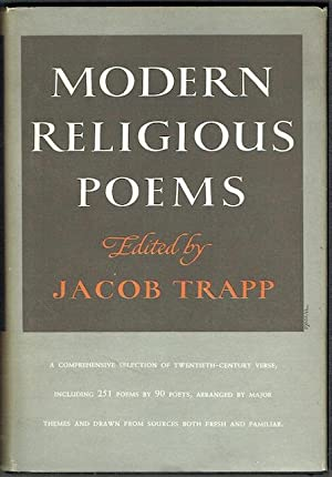 Modern Religious Poems (Signed by Richard Wilbur)