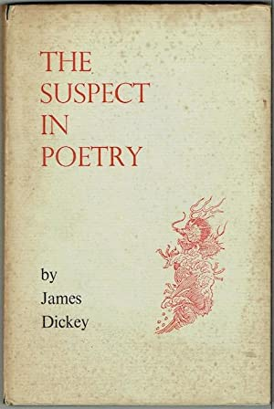 The Suspect In Poetry (Signed by Richard Eberhart)
