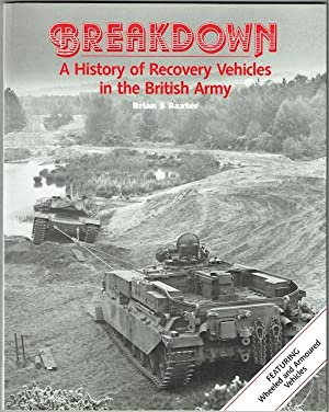 Breakdown: A History Of Recovery Vehicles In The British Army