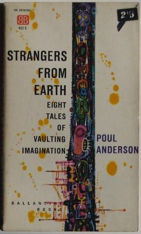 Strangers From Earth. Eight Tales of Vaulting Imagination