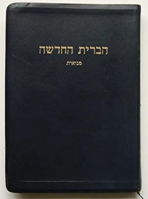 Hebrew New Testament