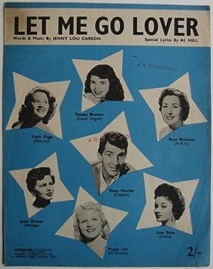 Let Me Go Lover: Jenny Lou Carson