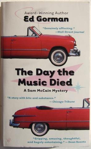 The Day The Music Died. A Sam McCain Mystery.