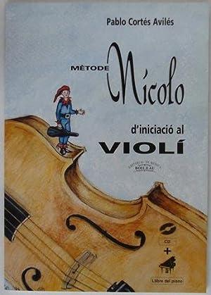 Metode Nicolo d'iniciacio al Violi: Pablo Cortes Aviles