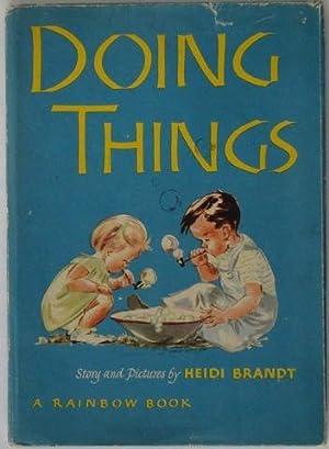 Doing Things: Heidi Brandt