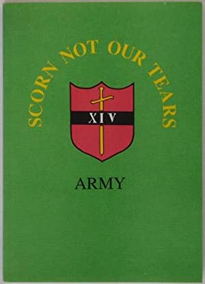 Scorn Not Our Tears: Army: Arthur Cordingley
