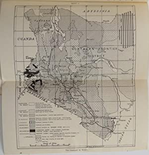 An Outline of The Geology of Kenya: S. M. Cole