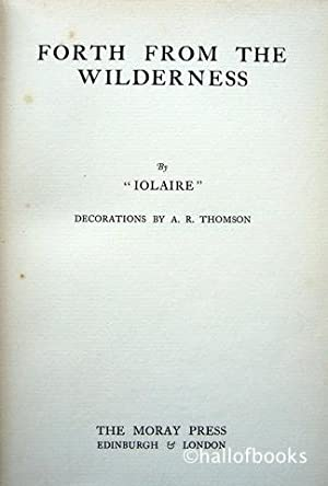 Forth From The Wilderness: Iolaire