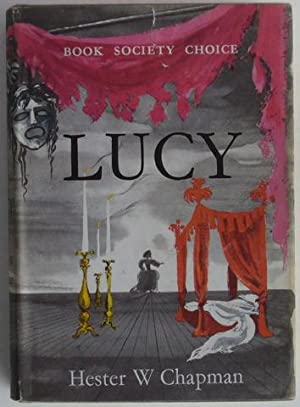 Lucy: A Novel of the Restoration Theatre.