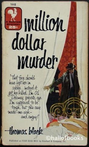 Million Dollar Murder: Thomas Black