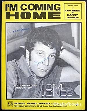 I'm Coming Home (performed by Tom Jones): Les Reed and