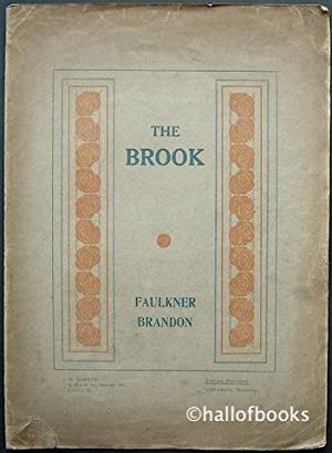 The Brook (with English Fingering): Faulkner Brandon