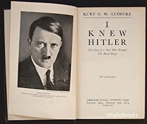 I Knew Hitler: The Story of a: Kurt G. W.
