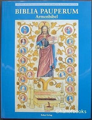 Biblia Pauperum Armenbibel: Die Bilderhandschrift des Codex: Christoph Wetzel and