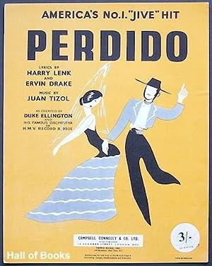 Perdido (America's No.1 Jive Hit): Harry Lenk, Ervin
