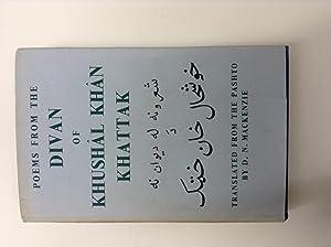 Poems From the Divan of Khushal Khan Khattak
